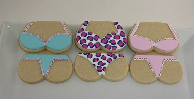 Underwear cookies