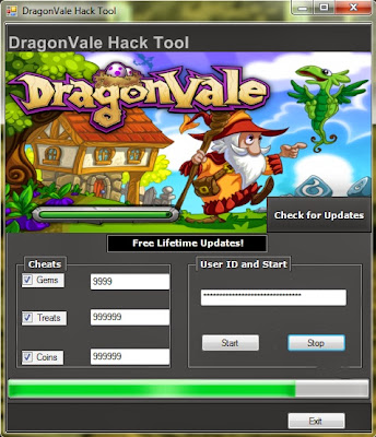 Dragonvale Hack Tool