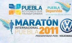 Maratón Puebla 2011