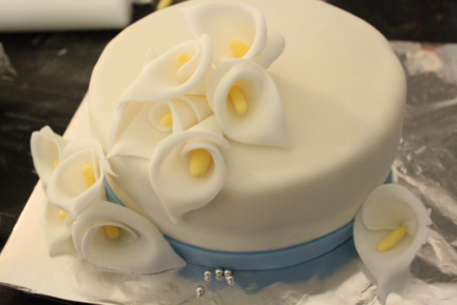Sugar and Spice and All Things Nice: Attempt: Wedding Cake?!?!