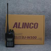 HT Alinco DJ-500 / DJ-W500 Dual Band VHF UHF