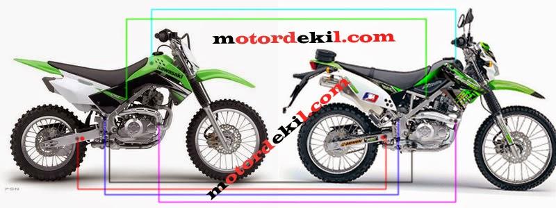 Info : yuk Intip Perbedaan antara KLX 150L dan 140L