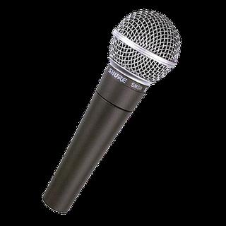 MTG Designer: Renders de Microfone