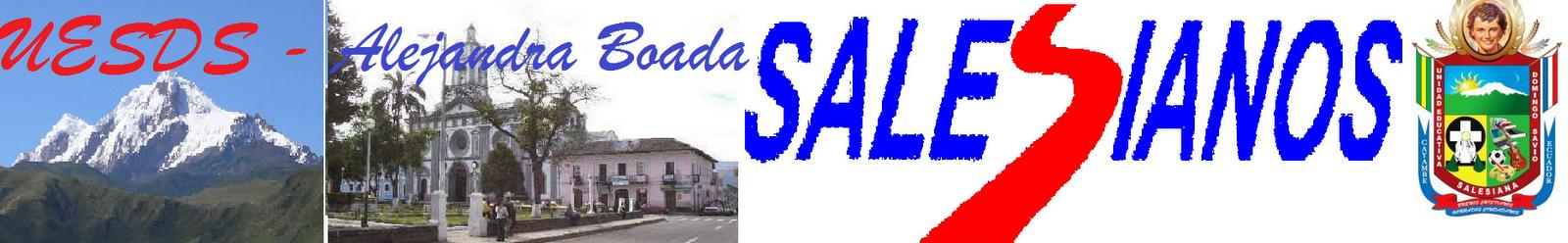 UESDS - EL COLE- Alejandra Boada