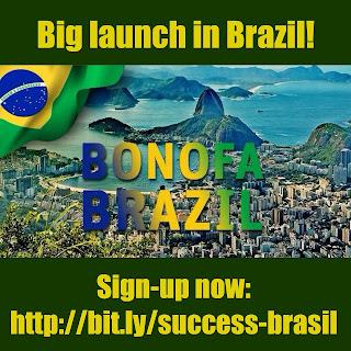 BONOFA Brasilien