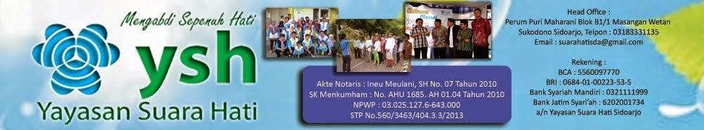 Yayasan Suara Hati