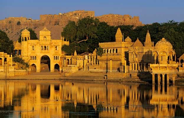 heritage status jaisalmer fort rajasthan