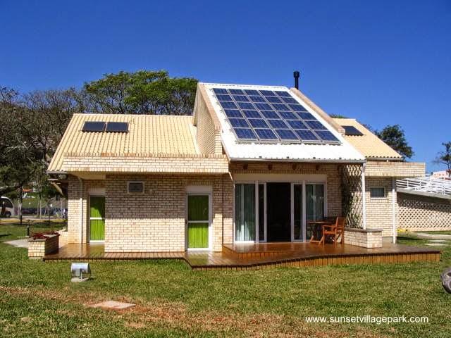 Energia solar en casa elegant paneles de energa solar en - Paneles solares para abastecer una casa ...