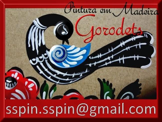 Visite meu Blog de Pintura Gorodets  (Russia)