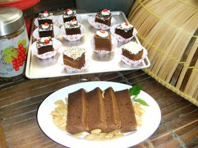 gambar kue brownies