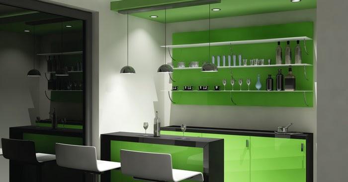 Un bar en casa ideas para decorar dise ar y mejorar tu - Como disenar un bar en casa ...