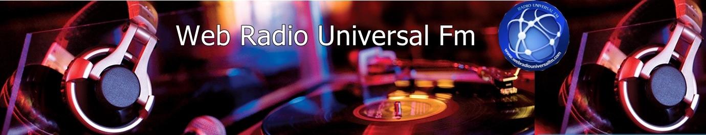 Web Radio Universal FM