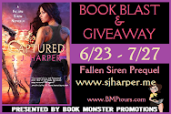 CAPTURED Book Blast & Giveaway