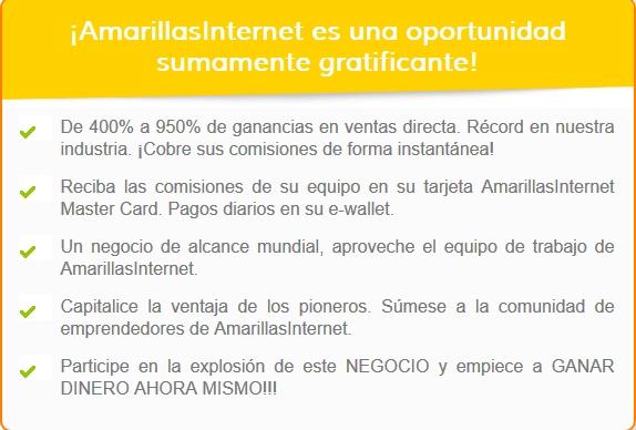 Amarillas Internet- Un mundo de negocios a tu alcance