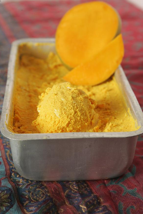 India from my kitchen mango icecream forumfinder Choice Image