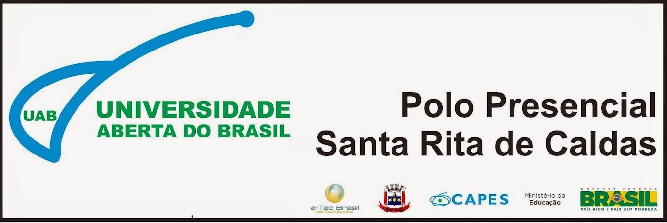Polo Presencial UAB  E-Tec Santa Rita de Caldas - MG