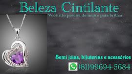 BELEZA CINTILANTE - OROBÓ