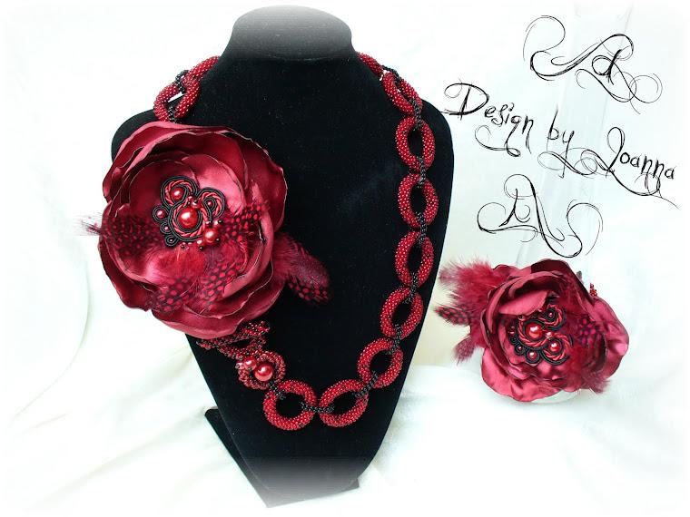 Blumen und Ringe / Kwiaty i kóleczka