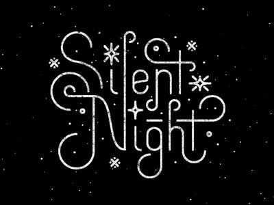 Silent Night by Greg Perkins