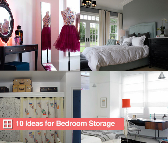 organizing ideas for bedrooms 5 small interior ideas