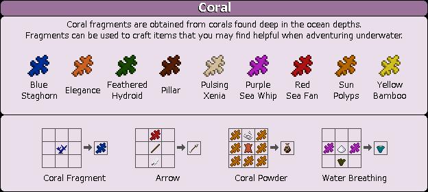 Plant Mega Pack Mod coral