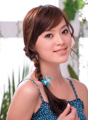 Asian long braided hairstyles