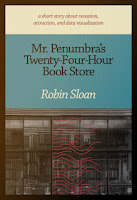 One of Our First Free Kindle Nation Shorts Authors Climbs the Bestseller List with a Smart New Novel, Mr. Penumbra's 24-Hour Bookstore