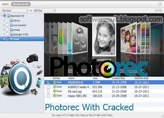 Photorec Portable Software With Crack Keygen Free Download