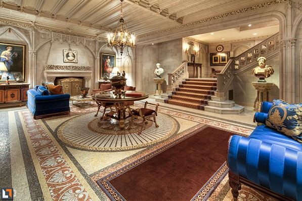 New York City: Woolworth Mansion for Sale