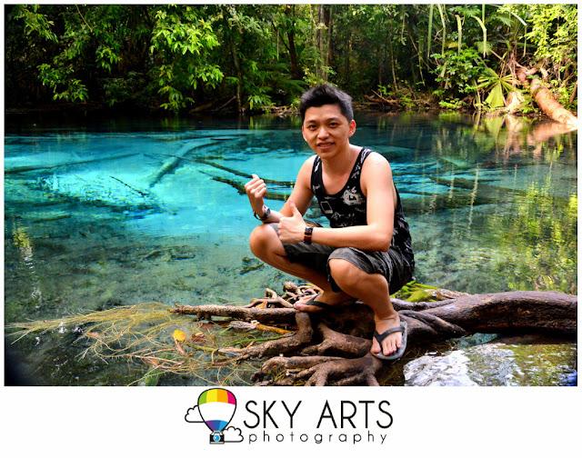 Emerald Pool @ Krabi, Thailand