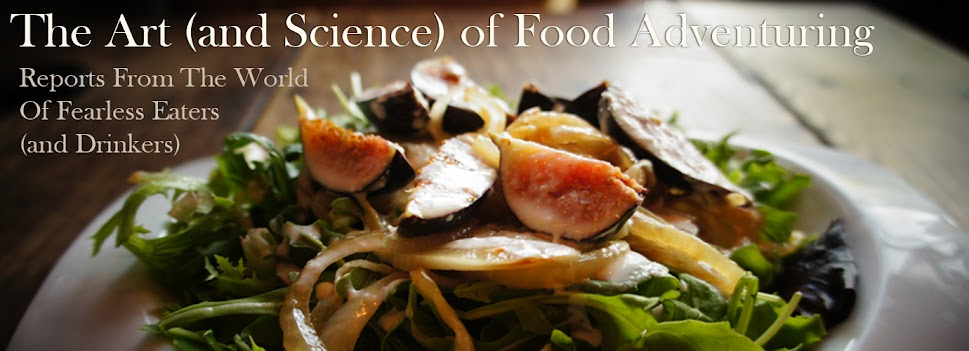 The Art &amp; Science of Food Adventuring