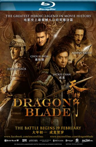 Dragon Blade (2015) Full Movie