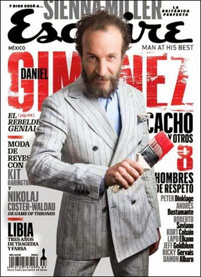 Revista Esquire Mexico Abril 2014 PDF Digital