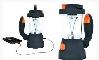 Crank Lantern