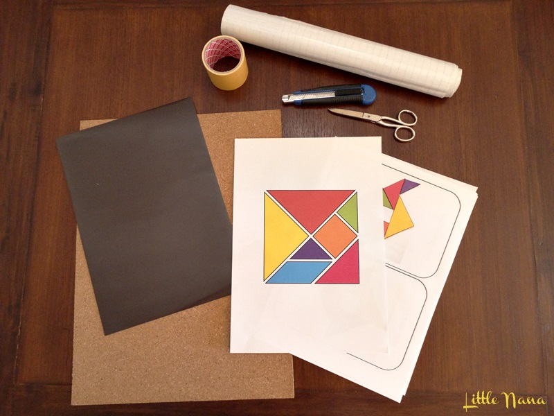 Diy-tutorial-tangram-ninos