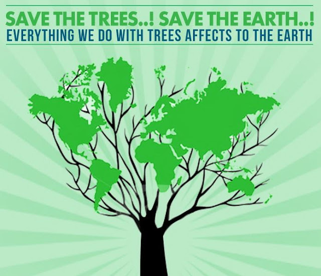 save the world plant tree Trees are very essential for the healthy and happy life on the earth  we should  plant more trees and save them by just watering and stop cutting them oxygen.