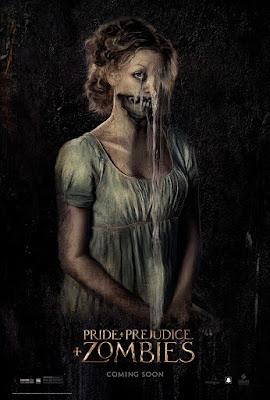 ตัวอย่างหนังใหม่ : Pride And Prejudice And Zombie (เลดี้+ซอมบี้) ซับไทย poster