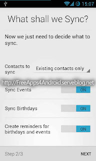 HaxSync for Facebook Free Apps 4 Android
