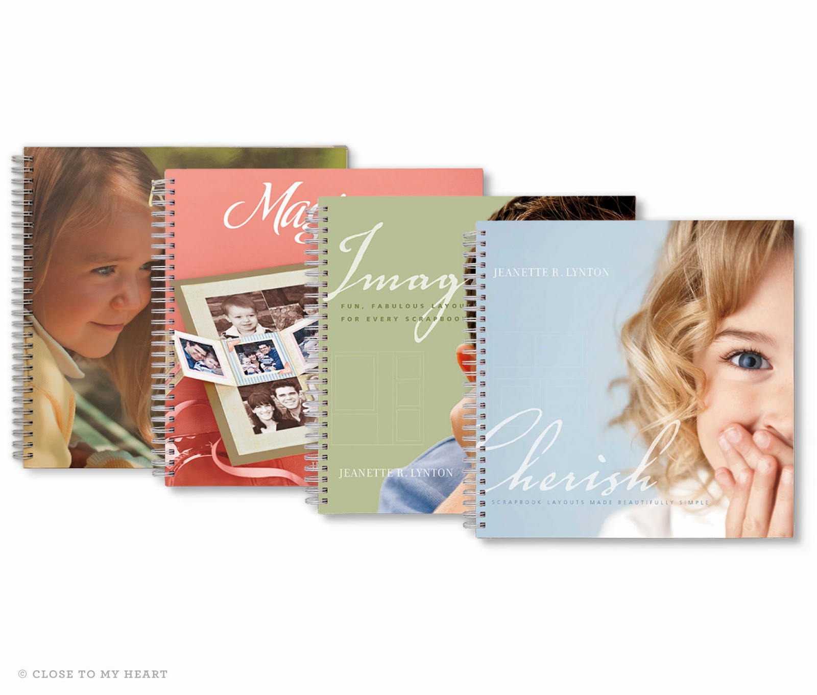 CTMH How-To Books For Scrapbooking and Cardmaking