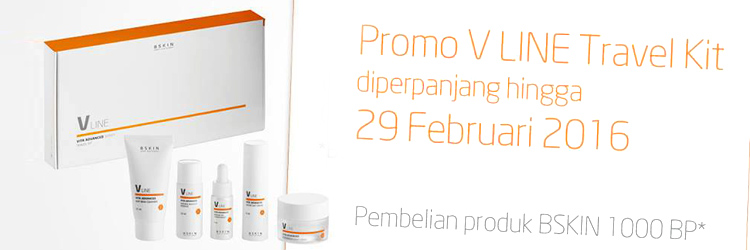 Promo V LINE Travel Kit