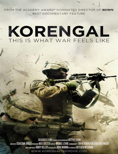 Ver Korengal (2014) Online