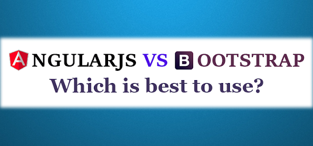 bootstrap vs angularjs blog post banner