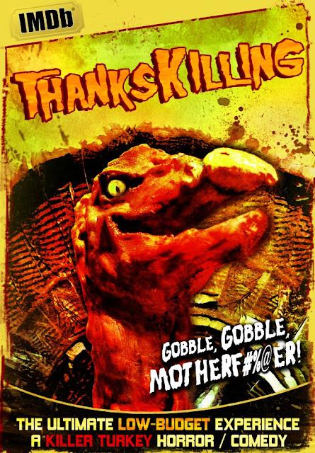 ThanksKilling poster