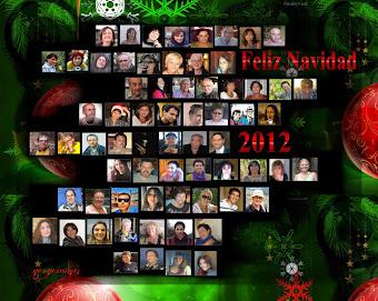 Tarjeta Navideña 2012