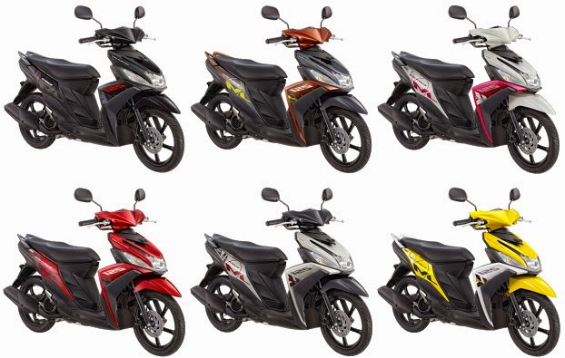Motor-Yamaha-M3-125