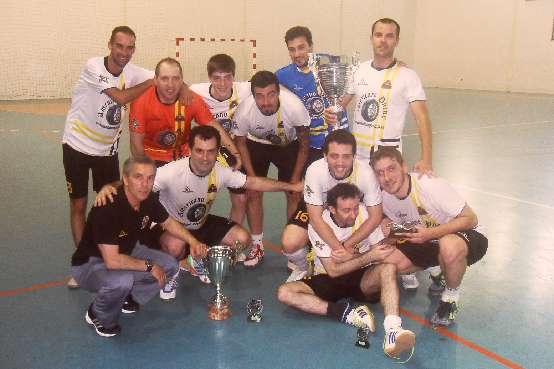 VENCEDOR da Taça Power Futsal 2014/15