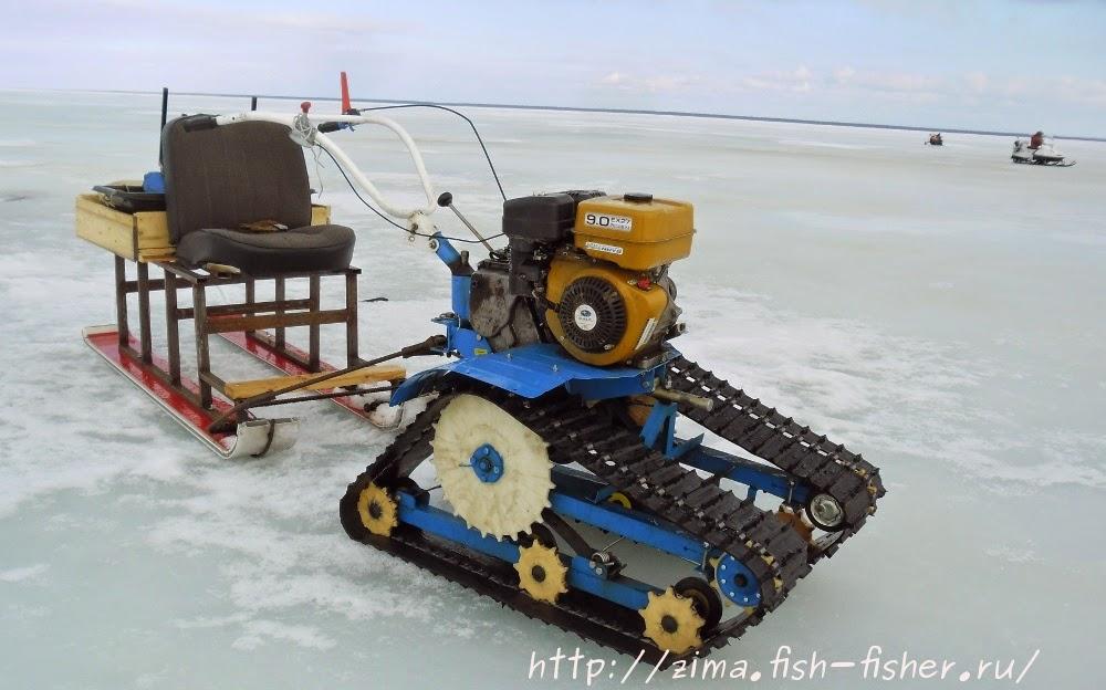 Роторный снегоочиститель для мотоблока 32