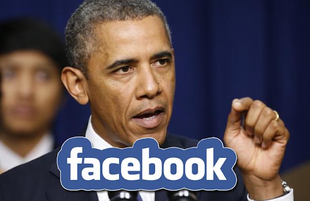 خطير : أوباما يكتشف أن المخابرات تراقب شبكات الاجتماعية