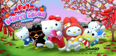 Hello Kitty Seasons Mod v1.0