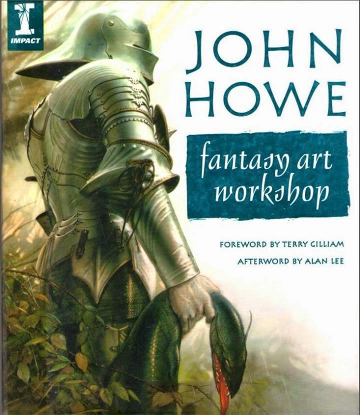 Books by John Howe